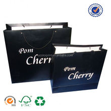 U color Customized 2012 new design paper bag
