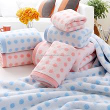 luxury 100% Percent Cotton Comfortable Tropical Blue bath towel