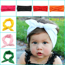 2015 new design baby knot headband