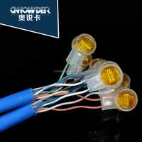 UY2 K1 K2 K3 plastic orange wire terminal connector for instead of 3M type