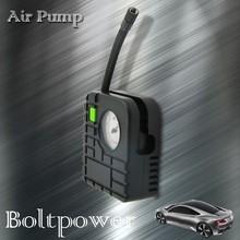 2015 china supplier portable digital car tire inflator pump