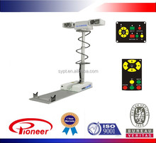 300w high power metal halide floodlight,12v 24000lm,1.8m extented mast height