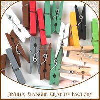 High Quality Small Wood Cloth Peg/PP/Clips/Clothpins/Cloth Pin