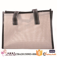 The Hot Sale Fashionable Mesh Tote Oxford Bathroom Travel Toiletry Bag 8-pocket Shower Caddy