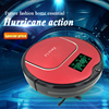 Portable 2-in-1 Mini Smart Cyclone Vacuum Cleaner Robot Cleaner