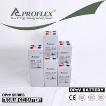 OPzV2-420 2v 420ah rechargeable dry cell battery