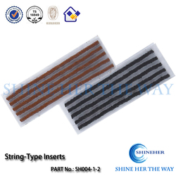 Car Tire Repair String Seal Kit