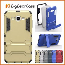Iron bear slim armor mobile phone case for Samsung Galaxy J7