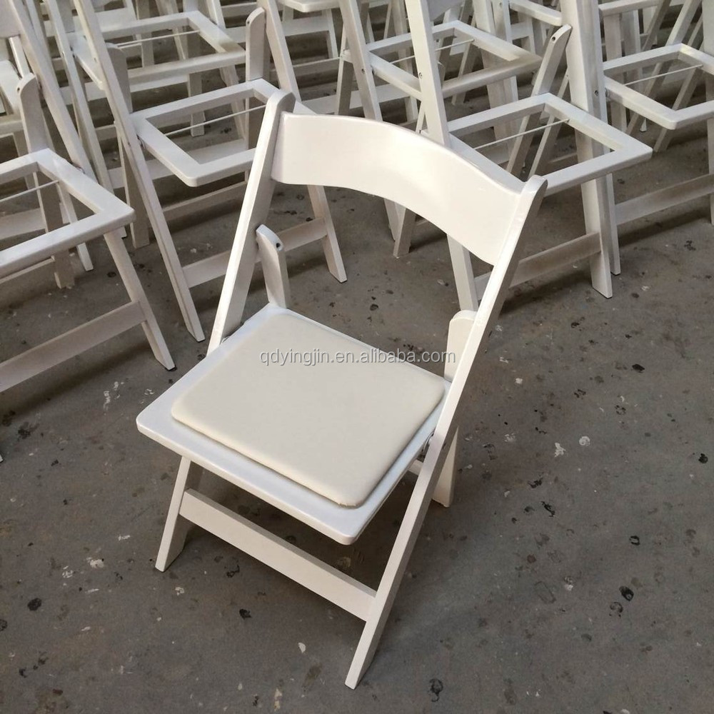 Wholesale Americana Chairs Wedding Chairs white Wood Folding Chair Buy Whit