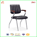 2015 de boa qualidade tubular cadeiras de aço armação de metal cadeira de escritório ZV-C367
