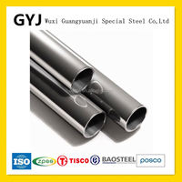 Welded 316 stainless steel tube pipe