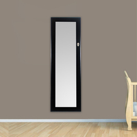 Wall&Door Mounted Decorative Dressing Mirror and Cabinet