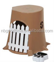 Pet house , wooden pet house , dog house