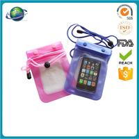 Wholesale Phone Waterproof Case PVC Waterproof Bag Waterproof Pouch
