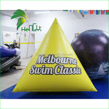 Well-marked Floating Inflatable Swim Buoy