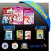 Own factory 100% plastic poker card game made in Jiangsu