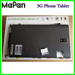 7 inch Dual Core 3g android 4.4 mobile phone best low price MaPan Tablet PC