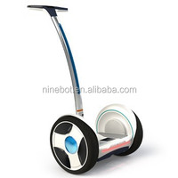2015 Original Ninebot E two wheels self balance unicycle electric scooter 20km/h 55V lithium battery personal transportation rob