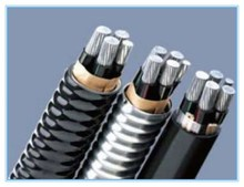 2014 Factory produce CE approved aluminum alloy power cable
