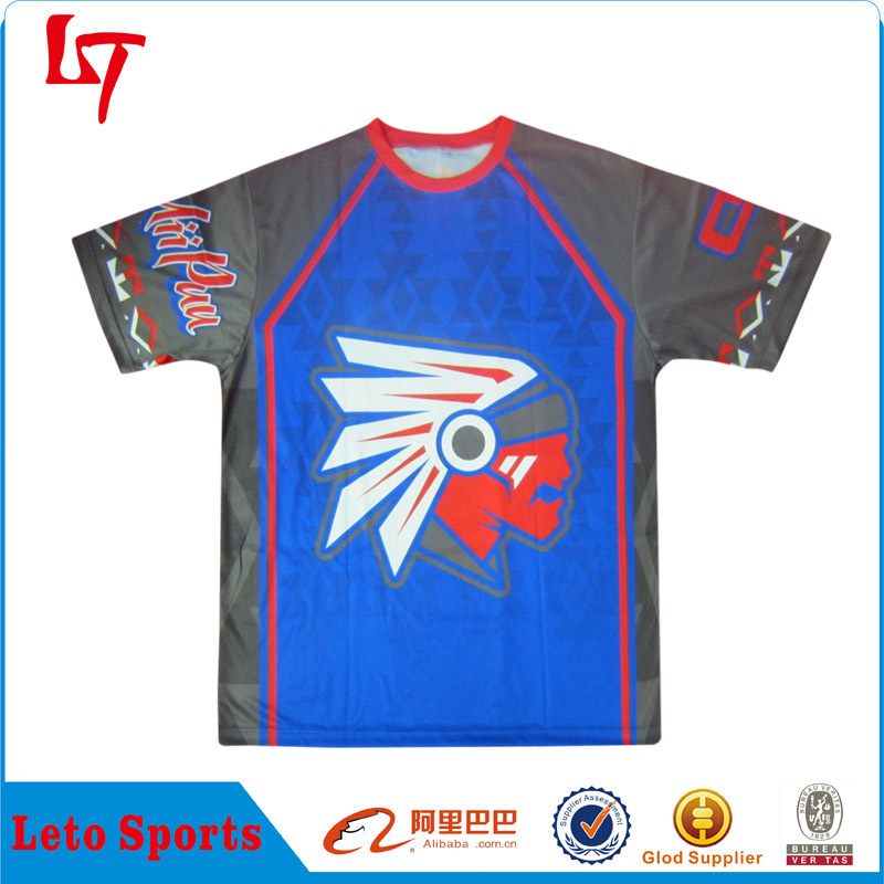 cheap custom sublimation youth t shirts plain round neck