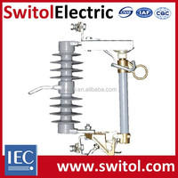 12kV Polymer Housed Cutout Fuse 100A 200A From China Manufacturer