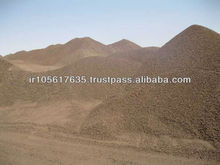from Iran Best Selling High Grade Fe 55% Iron Ore