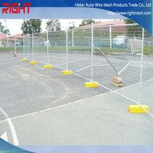 decorative barrier retractable temp temporary fencing / retractable barrier