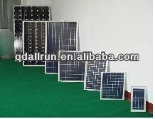 Paneles solares de alta eficiencia de 5w a 310w