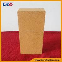 Low Creep Refractory Clay Brick Panel