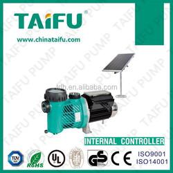 TSSP 2015 new design automatic internal control solar dc swimming pool pump