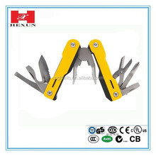 High Class plastic Handle folding knife With Corkscrew and Opener