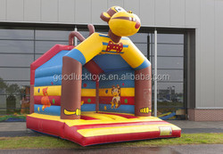 inflatable Cmonkey boucer/Bouncy castle monkey/High quality customized inflatable bouncer for sale