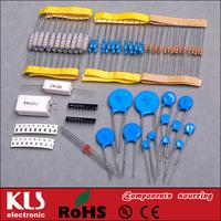 Good quality chip resistor 0805 0402 2512 UL CE ROHS 137 KLS