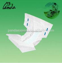 PE Film Material and Disposable,disposable Diaper Type adult diaper