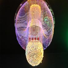 modern new design Italian gold chandelier pendant light