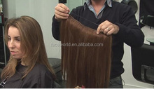 Faceworld hair top quality flip in hair extension