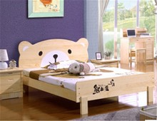 animal shape bed for kids/ cartoon bed wholesale