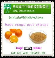Sweet Orange Peel Extract Hesperidin