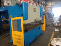 WC67Y-300/6000 mild steel bending machinery