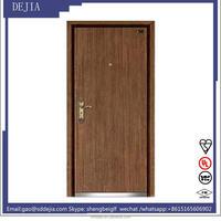 Shandong supplier single leaf fire resistance wooden door 0.5- 1.5 hours fire resistance wooden door 0.5- 1.5 hours
