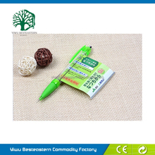 Project Banner Pen, Pull-Up Banner Pen, Design Ballpen