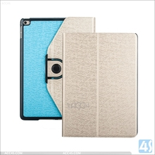 Luxury pattern Auto Sleep/Wake up function Leather Case Cover For Ipad 6 Ipad Air 2 360 Degree Rotating leather case