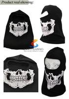 Cycling Motorcycle Balaclava Headwear Headgear Ski Neck Protecting Outdoor Full Face Mask Hat Hats