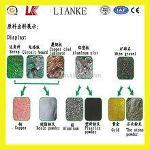 Best Price waste pcb recycling machine / recycling of waste material / electronic waste recycling equipment with high efficiency