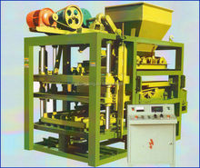 QTJ 4-25 Block Making Machine,Block Making Machine Price,Concrete Block Making Machine for sale