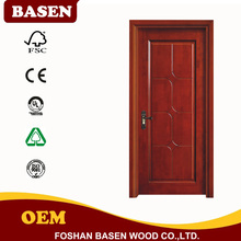 hotel anti fire wooden door with veneer various design