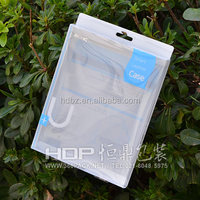 Customized Clear plastic box for ipad case packaging