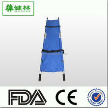 Popular standard luminum foldaway stretcher, ambulance stretcher dimensions for sale
