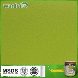 Hot selling colorful exterior house paint