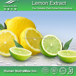 Lemon Fruit Extract Powder, Lemon Fruit P.E., Lemon Fruit Extract